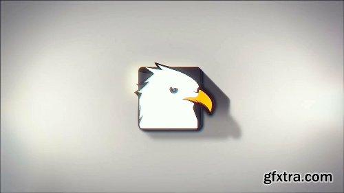 Videohive Simple Mosaic Logo 20287586