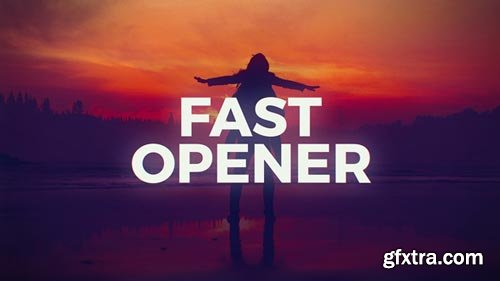 Videohive - Fast Stomp Opener - 19939936