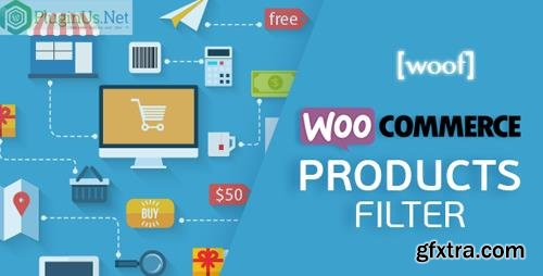 CodeCanyon - WOOF v2.1.7 - WooCommerce Products Filter - 11498469