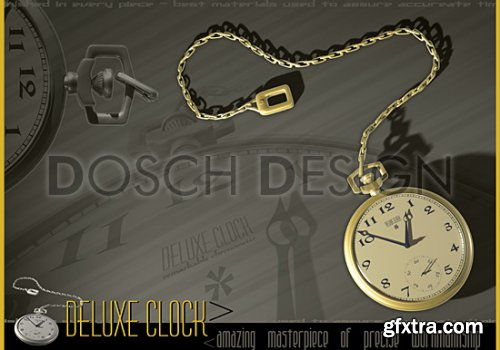 "DoschDesign LayerFX ""Time"" 20xPSD"