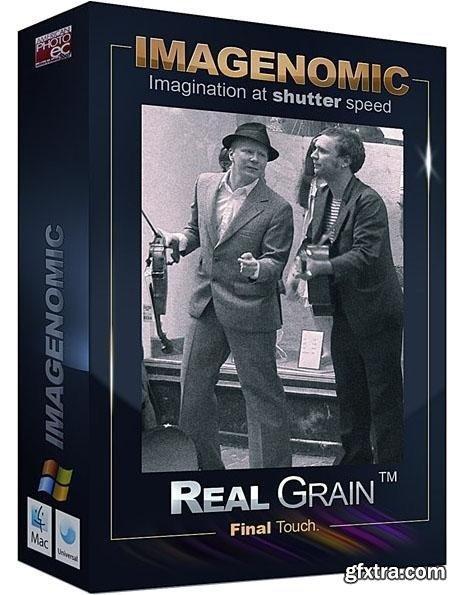 Imagenomic RealGrain 2.0.1 Build 2013 Plugin for Adobe Photoshop (Win)