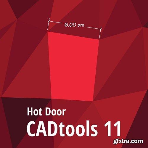 Hot Door CADTools 10.1.0 / 11.1.1 for Adobe Illustrator (Win/Mac)