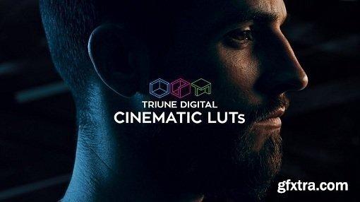 Triune Digital: Cinematic LUTs (Win/Mac)