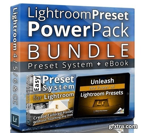 Lightroom Presets Power Pack Bundle