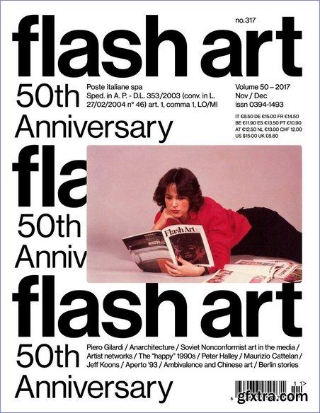 Flash Art International - November-December 2017