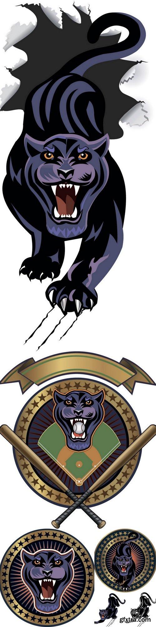 Pantera vector