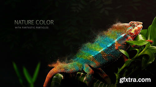 Videohive Particle Builder | Elemental Gear: Fire Sand Smoke Particular Presets 14664200