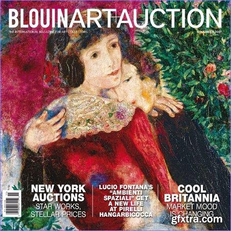 Art+Auction - November 2017
