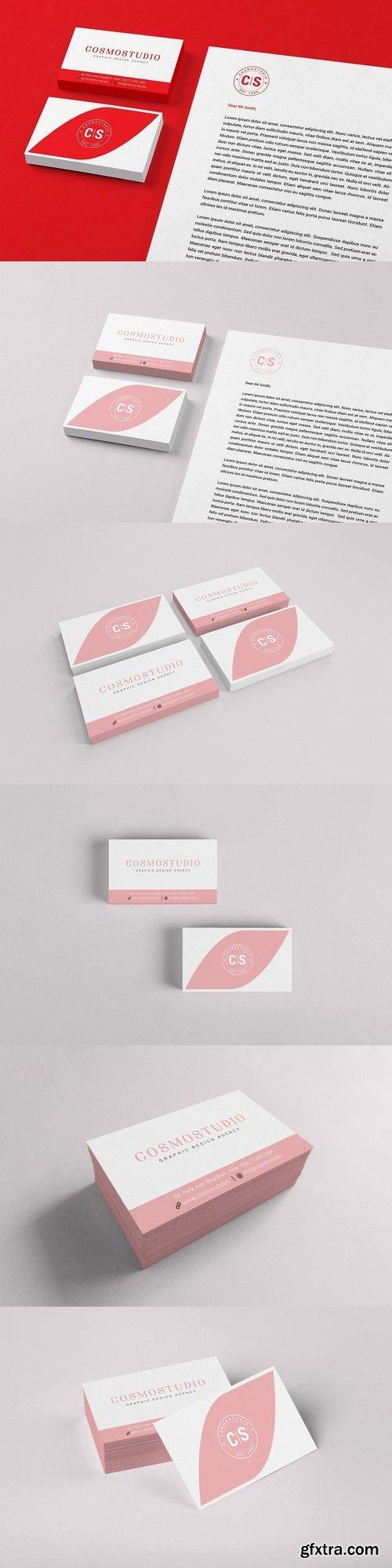CM - Business Card Mockups Vol.2 1393461