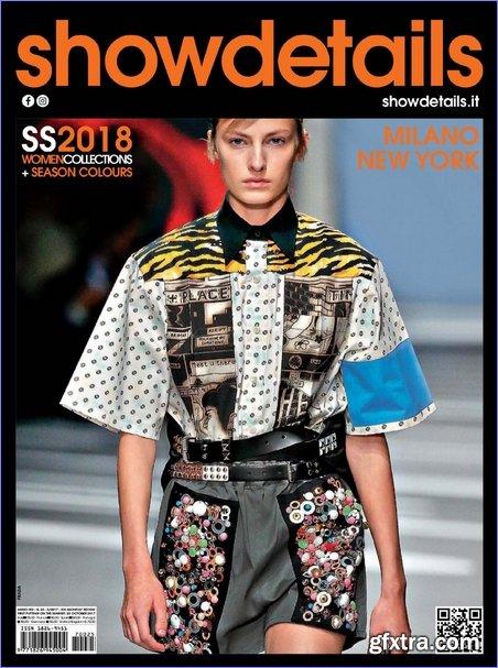 Showdetails Milano & New York - November 2018