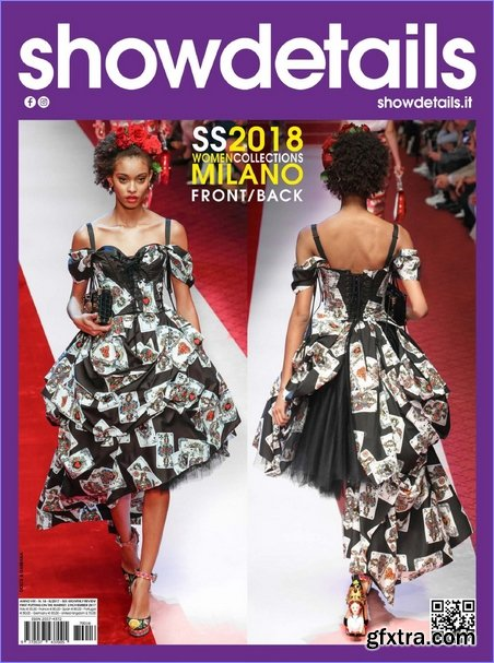 Showdetails Milano Front/Back - March 2018
