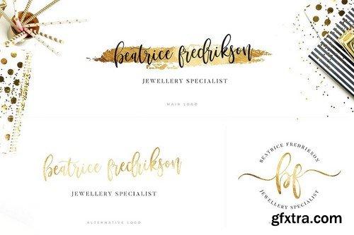 CM - Typographer's Dream Box + 200 Logos 1954506
