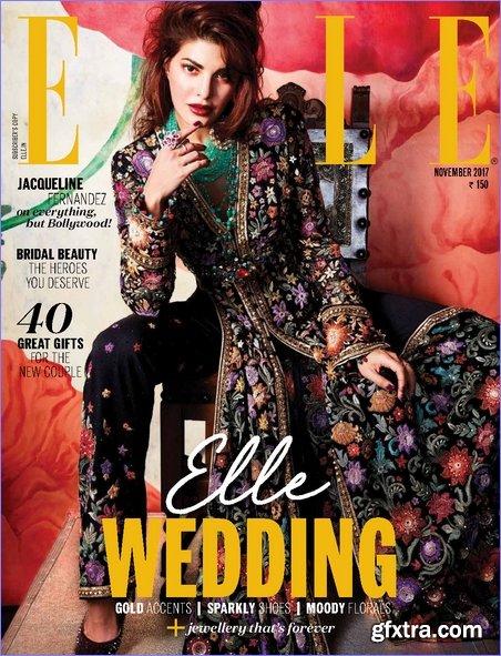 Elle India - November 2017