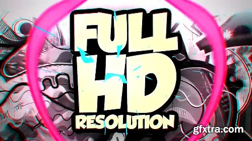 Videohive 2D Cartoon FX 5 (HD) 16126321