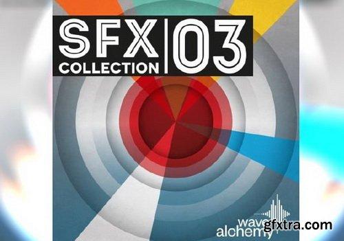 Wave Alchemy - SFX Collection 03 (WAV)