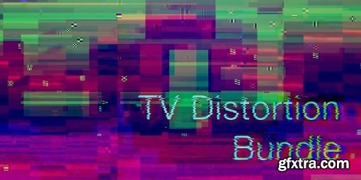 Rowbyte TV Distortion Bundle 2.0.7 for After Effects