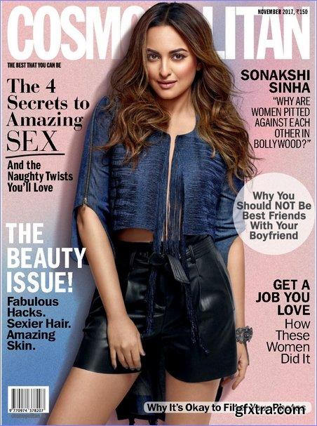 Cosmopolitan India - November 2017