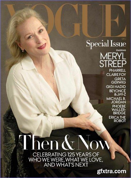 Vogue USA - December 2017