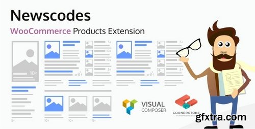 CodeCanyon - Newscodes v1.0.1 - WooCommerce Products Extension - 18828513