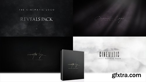 Videohive Cinematic Logo Reveals Pack 20762573