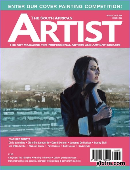 The South African Artist - November 2017