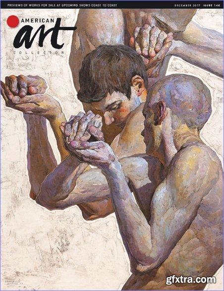 American Art Collector - December 2017