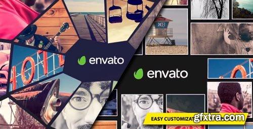 Videohive - Photo Mosaic Logo - 8490777