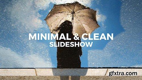 Videohive Minimal & Clean Slideshow 19940703