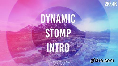 Videohive - Dynamic Stomp Intro - 20965312