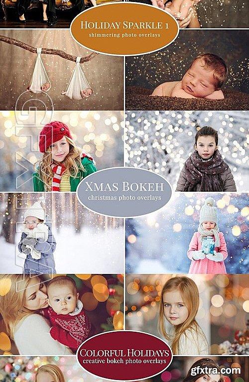 CM - Christmas photo overlays - bundle 2044892