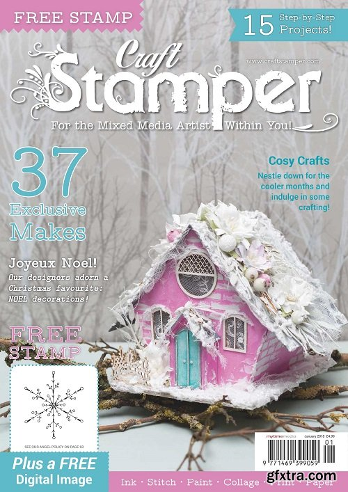 Craft Stamper - January 2018