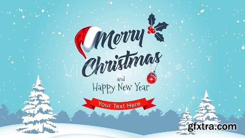 Videohive Christmas 20940277
