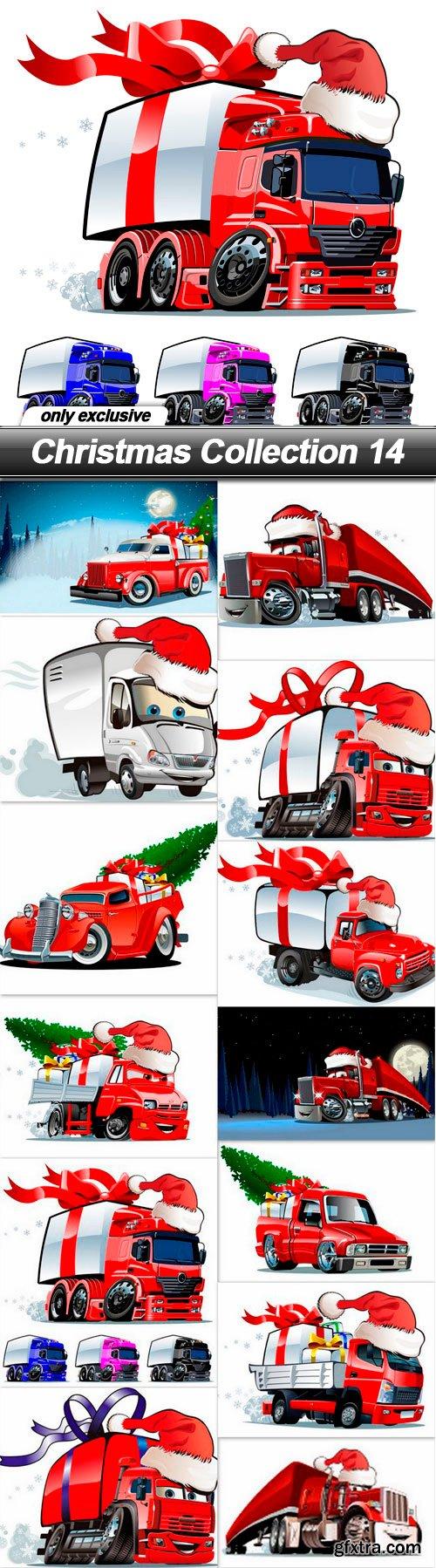 Christmas Collection 14 - 13 EPS
