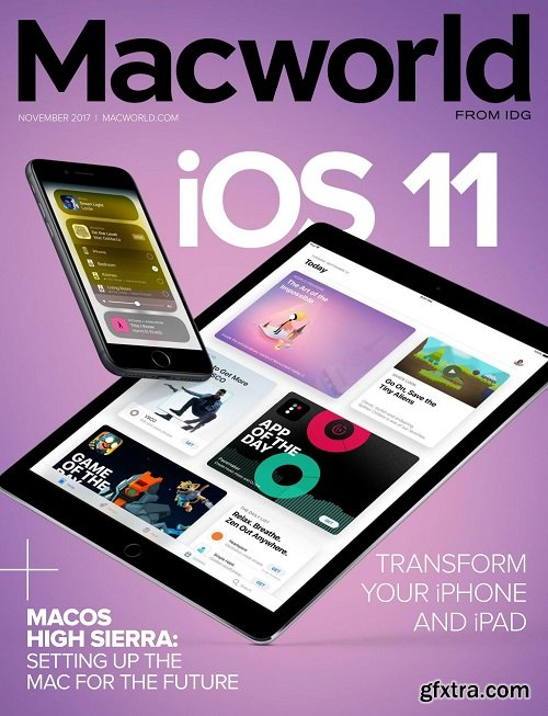 Macworld Australia - November 2017