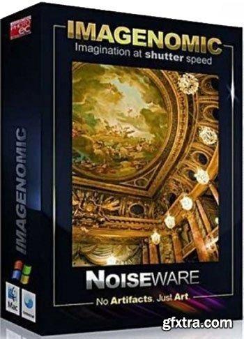 Imagenomic Noiseware 5.0.3 Build 5033u7 for Photoshop (macOS)
