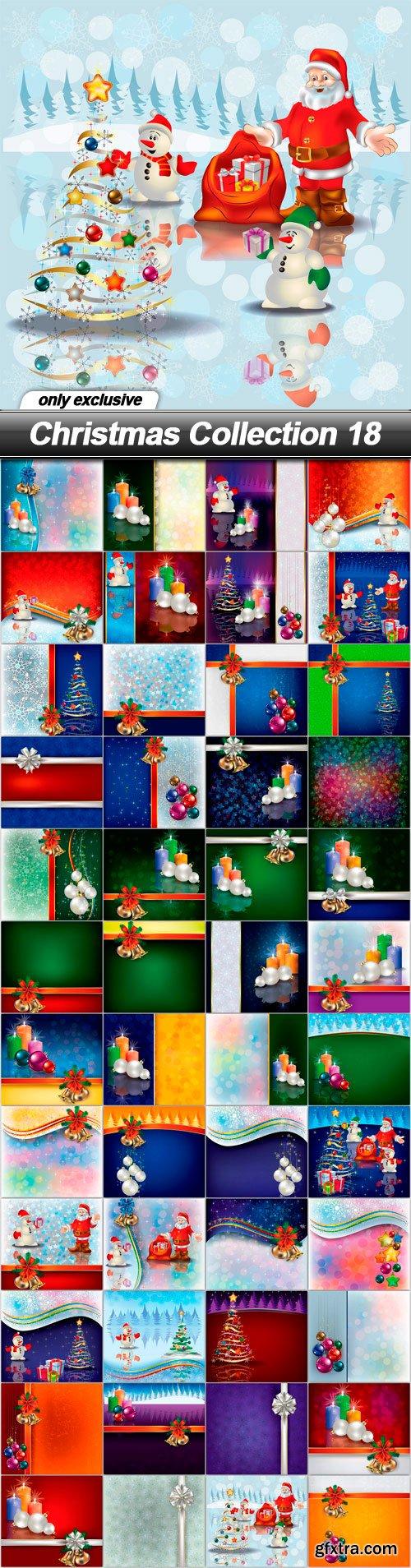 Christmas Collection 18 - 48 EPS