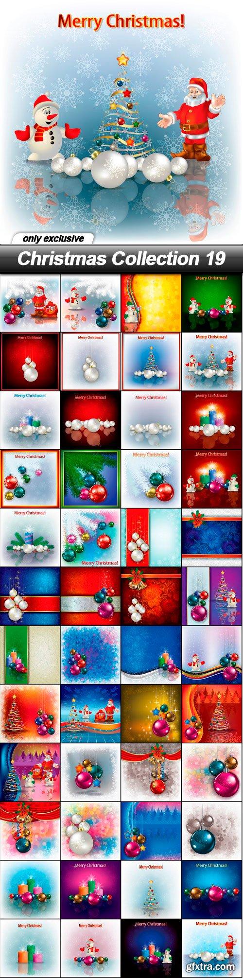 Christmas Collection 19 - 48 EPS