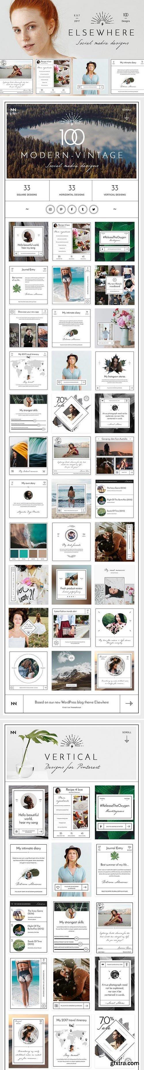 CM - Elsewhere Social Media Pack 1359350
