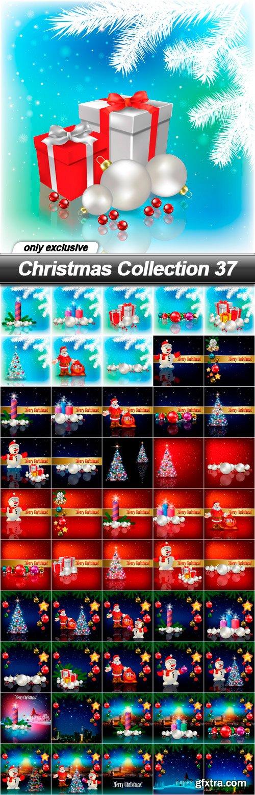 Christmas Collection 37 - 50 EPS