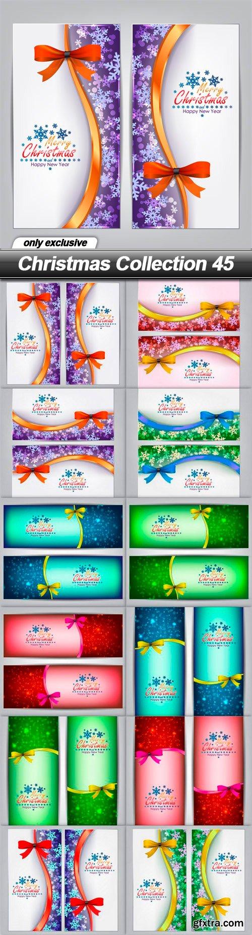 Christmas Collection 45 - 12 EPS