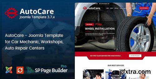 ThemeForest - Auto Care v2.1 - Joomla Template for Car Mechanic, Workshops, Auto Repair Centers - 19794756