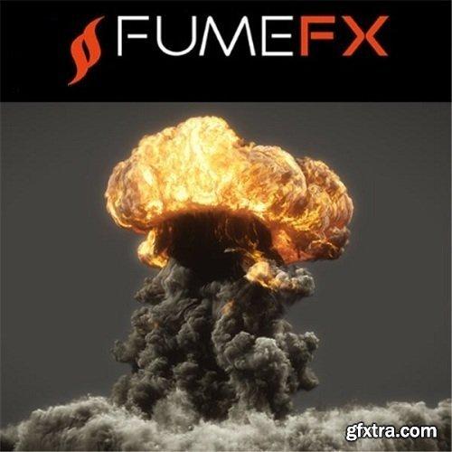 SitniSati FumeFX v4.1 For 3ds Max 2013-2018