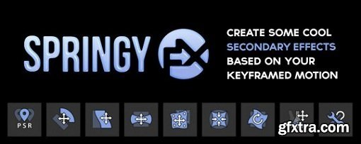 Springy FX v1.0 - Plugin for After Effects