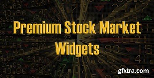 CodeCanyon - Premium Stock Market Widgets (JS / PHP) v1.8.3 - 19714578