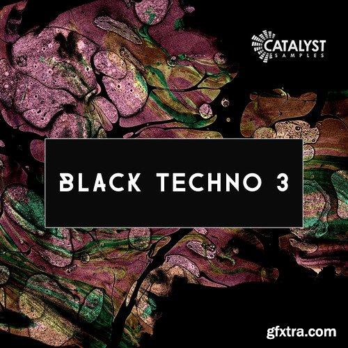 Catalyst Samples Black Techno 3 WAV LENNAR DiGiTAL SYLENTH1
