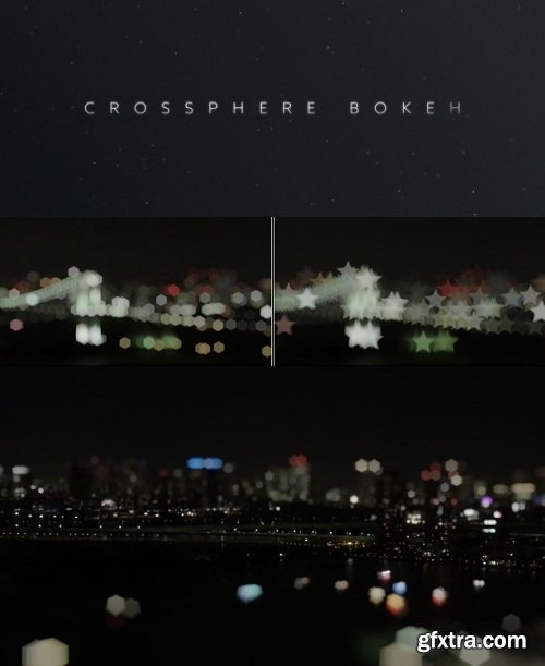 Crossphere Bokeh Plugin for After Effects (macOS)