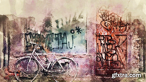 Videohive Watercolor Motion Kit 17286607