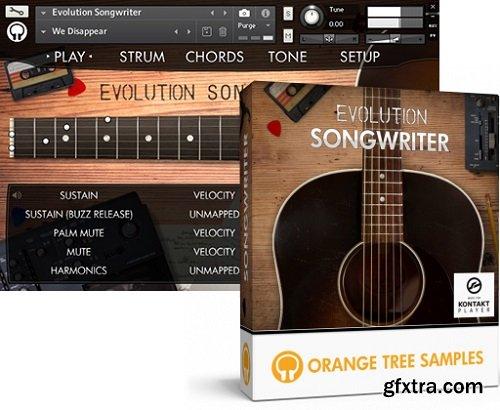 Orange Tree Samples Evolution Songwriter KONTAKT