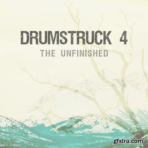 The Unfinished Drumstruck 4 WAV KONTAKT