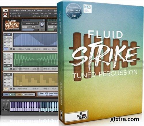 In Session Audio Fluid Strike Tuned Percussion KONTAKT